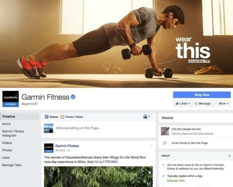 Facebook redessine ses pages business - SitinWeb.info | SitinWeb : Agence Web | Scoop.it