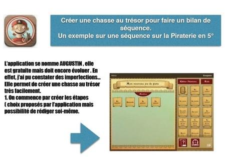 IPAD en cours de français - usage des tablettes en cours de français | Usages dans les académies | Scoop.it