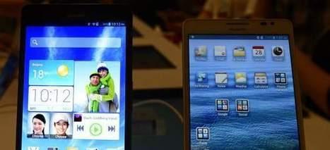 Llega la era 'phablet', los híbridos entre 'smartphone' y tableta - 20minutos.es | ibool Tendencias | Scoop.it