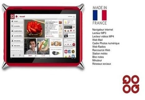 Tablette QOOQ : le Made In France à l'honneur | Comestible.fr - Actualités en communication agroalimentaire par Stellagraphiste | QOOQ | Scoop.it