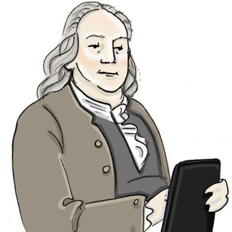 We Hold These Tweets To Be Self-Evident [COMIC] | Government Resources | Scoop.it