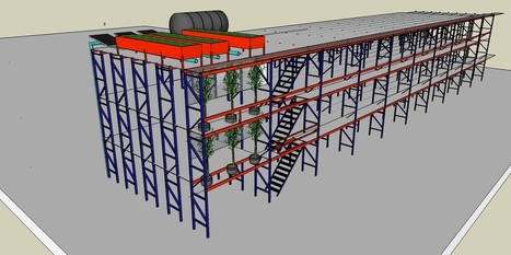 Pallet Rack Architecture Competition | Jaaga | Pallet rack architecture | Scoop.it