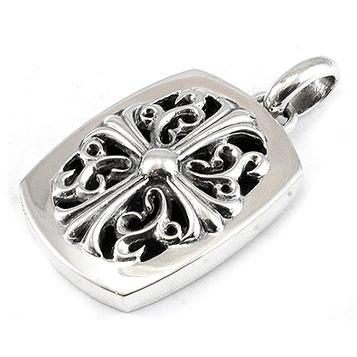 Mens Chrome Hearts Keeper Top Big Cross 925 Silver Pendant [CH #ch2049] - $189.00 : Cheap Chrome Hearts | Chrome Hearts Online Store | Tayler Kula | Scoop.it
