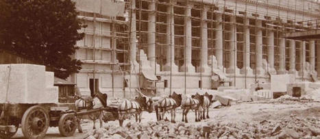 Les 7 merveilles des Expositions universelles - 1 : le Grand Palais | Le point | Kiosque du monde : A la une | Scoop.it