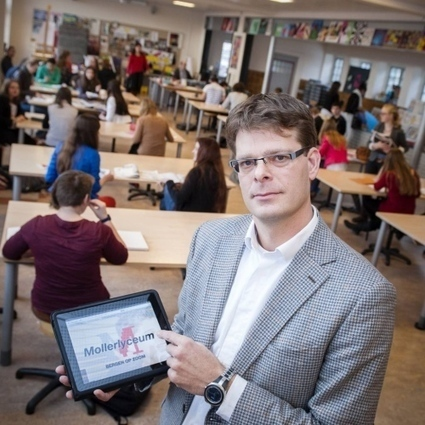 Mollerlyceum Bergen op Zoom zet in op tablet - BN DeStem   innovation in learning   Scoop.it