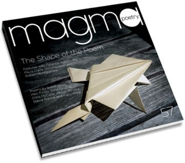 Magma 57 — Magma Poetry | Poetry, Writing & Books! | Scoop.it