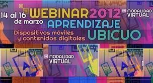 Webinar 2012. Aprendizaje Ubicuo | BYOD El aula en tu dispositivo | Scoop.it