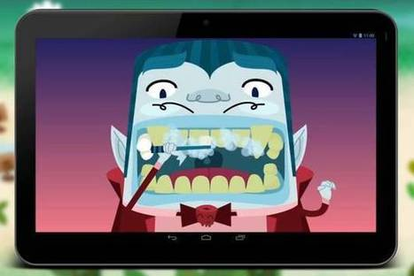 Ad Council App Gamifies Dental Hygiene [Video] - PSFK | Digital-News on Scoop.it today | Scoop.it