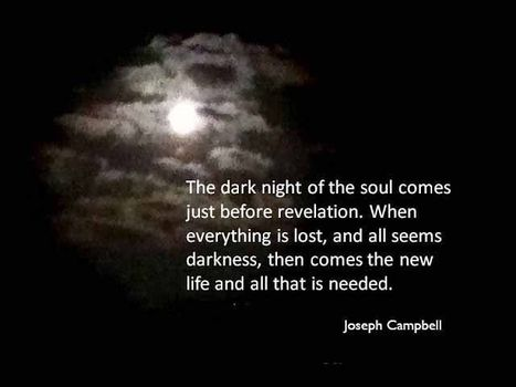 DARK NIGHT OF THE SOUL | The C.G. Jung Institute of New York | Scoop.it