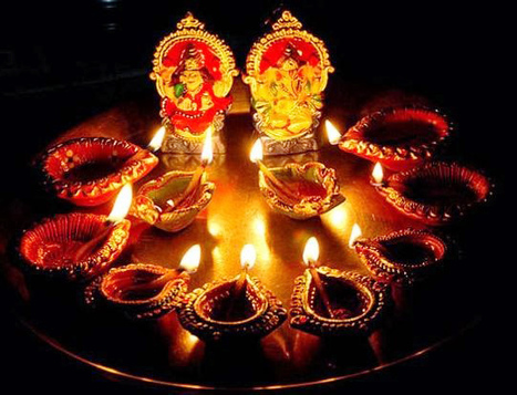 What to Know About Diwali, the Festival of Lights | Geography Education | Scoop.it