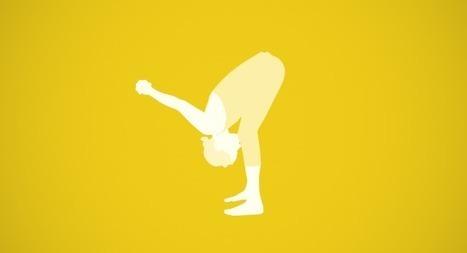 Yoga Hacks: How to Undo the Damage of a Desk Job | Bien être et équilibre personnel | Scoop.it