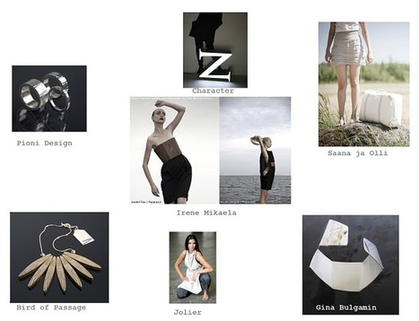 Stylish Confessions: Finnish Designers in Paris! | Finland | Scoop.it