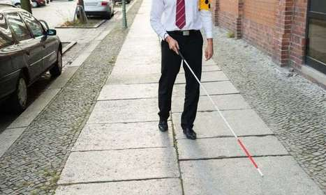 Un bastón inteligente para ciegos con reconocimiento facial | I didn't know it was impossible.. and I did it :-) - No sabia que era imposible.. y lo hice :-) | Scoop.it