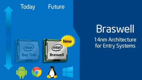Intel Introduces Celeron N3000 / N3050 / N3150 and Pentium N3700 Low Power Braswell Processors | Embedded Systems News | Scoop.it