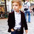 Alonso Mateo : A cinq ans, il est l'enfant le plus stylé d'Instagram   DZ-mag.net   Scoop.it