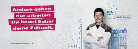 (DE) - Bauberufe | bauberufe.net | Lernen auf der Baustelle | Scoop.it