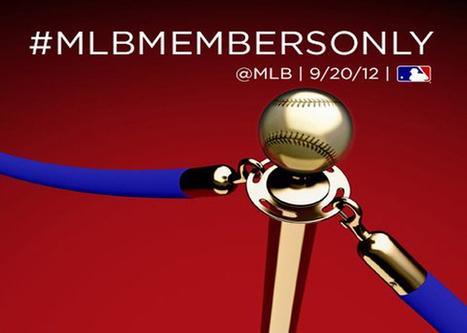 La MLB récompense ses followers de manière originale   Ad Vitam Basketball   Scoop.it