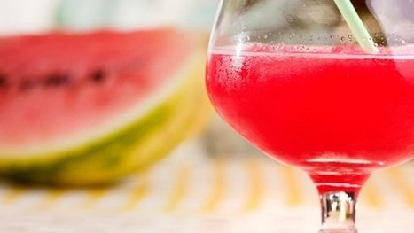 Is watermelon water the new coconut water? | Healthy Eating | Scoop.it