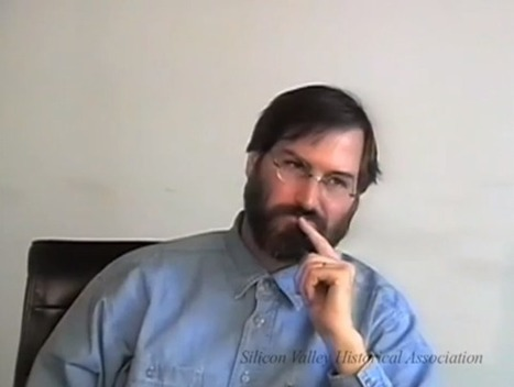 Here's An Awesome Story About Steve Jobs Telling An Employee He's Going To Become The World's Best Story Teller In 1994 | Sparkyourstory | Scoop.it