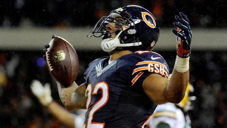 Top Bears Draft Picks: #14 Matt Forte - NBC Chicago (blog) | james starks | Scoop.it