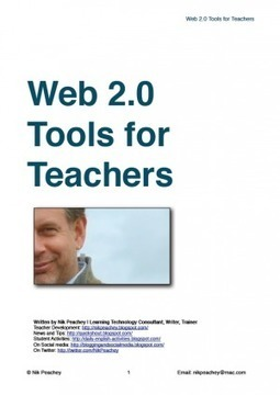 Web 2.0 Tools for Teachers | PeacheyPublications.com | Learning Technology News | Scoop.it