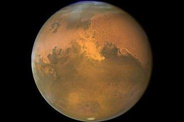 Le sol de Mars contient 2% d'eau | Beyond the cave wall | Scoop.it