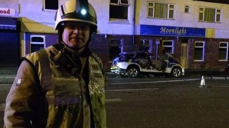 UK Election 2015: Police car explosion at Bosworth count - BBC News | UNITED CRUSADERS AGAINST ISLAMIFICATION OF THE WEST | Scoop.it