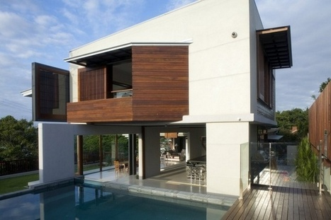 Natural Australian Home by Bureau^proberts | sustainable architecture | Scoop.it