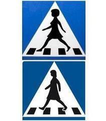 Suède: des panneaux de signalisation retirés car jugés trop sexys | Mais n'importe quoi ! | Scoop.it