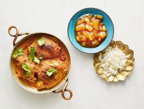 Butter Chicken Recipe | Food for Foodies | Scoop.it