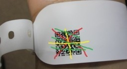 QR Code on hospital wristband | QR-Code and its applications | Scoop.it