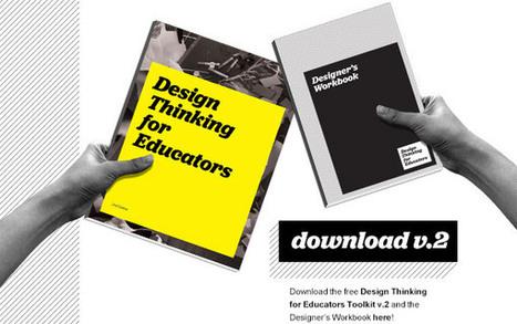 Design Thinking for Educators Update | Creativiteit en onderwijs: tools en inspiratie voor lesgevers | Scoop.it