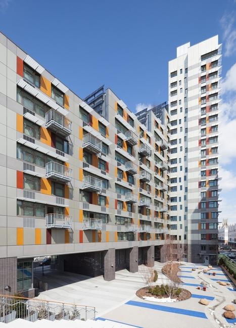 Le béton fibré, LA solution face aux changements climatiques (selon Architizer) | Architecture pour tous | Scoop.it