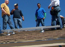 Farmworkers Install Solar Photovoltaic Systems | Sustainable Technologies | Scoop.it