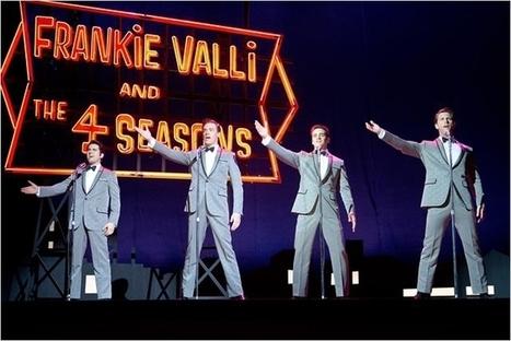 "[Review] ""Jersey Boys"" : Clint Eastwood enchanteur | Jersey Boys - Web Coverage | Scoop.it"