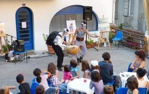 Tarascon-sur-Ariège. Un beau moment de partage sur la placette ... - LaDépêche.fr | Jonglerie | Scoop.it