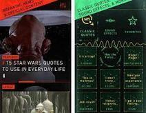 Ahora tambien Star Wars cuenta con su aplicación oficial en iOS y Android   TJmix Tecnologia   Scoop.it