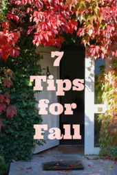 7 Tips for Preparing for Fall | The Dirt | DiscountFilters.com | Home Tips | Scoop.it