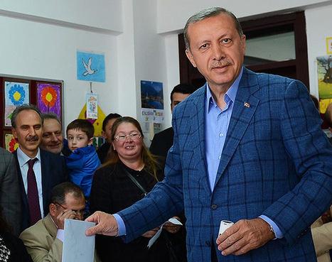 Les Kurdes au centre de l'élection présidentielle turque | Géopolitique de la Turquie | Scoop.it