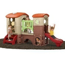 Step2 Clubhouse Climber (New Colors)   Climbing toys   Best Climbing Toys For Toddlers 2014   Scoop.it