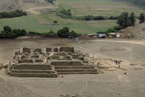 Peru archaeologists find 5,000yo temple - ABC News (Australian Broadcasting Corporation) | Archaeology News | Scoop.it