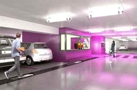 Urbis Park créé le parking assisté par mobile | NFC marché, perspectives, usages, technique | Scoop.it