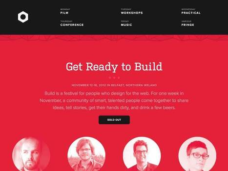 70 Stunning Responsive Sites Inspire #responsive #webdesign | social media-design-marketing-etc... | Scoop.it