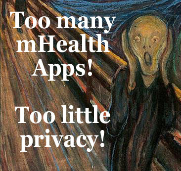 HIPAA is Helpless to Protect Our mHealth App Privacy! | All about health | Scoop.it