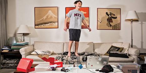 Conozca al niño de 13 años que enseña en el MIT   Tecnologias para el Aprendizaje y el Conocimiento (TAC)   Scoop.it