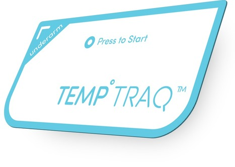 The only wearable, wireless, continuously monitoring intelligent thermometer. | TempTraq | Innovation, entrepreneuriat  et internet des objets | Scoop.it