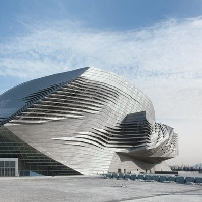Dalian International Conference Center by Coop Himmelb(l)au | The Architecture of the City | Scoop.it