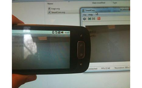 Utiliser un téléphone Android comme webcam | Trucs et astuces du net | Scoop.it
