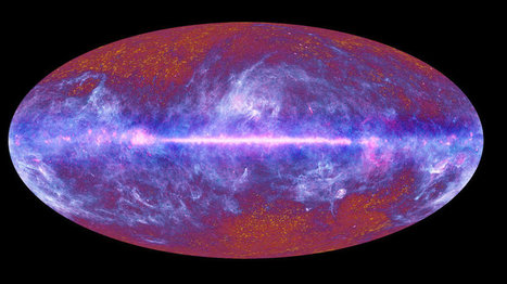 The Young Universe - Wild Neutrinos And Our First Hundred Thousand Years | Astronomy | Scoop.it