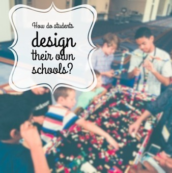 When Students Design Their School: If You Give a Kid a LEGO, He's Going to Ask For… – Kleinspiration | Edumathingy | Scoop.it